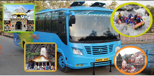 Chardham Bus Tour